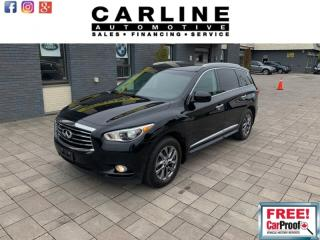 Used 2013 Infiniti JX35 AWD 4DR for sale in Nobleton, ON