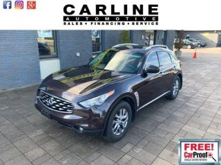 Used 2010 Infiniti FX35 AWD 4dr for sale in Nobleton, ON