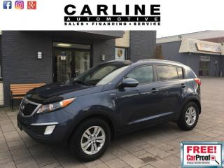 Used 2012 Kia Sportage AWD 4dr I4 Auto LX for sale in Nobleton, ON
