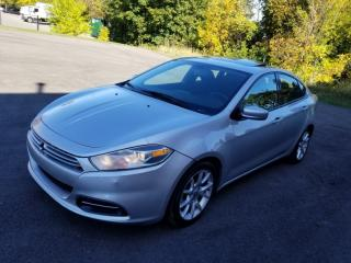 Used 2013 Dodge Dart 4dr Sdn for sale in Mississauga, ON
