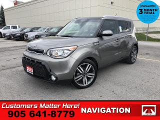 Used 2015 Kia Soul SX Luxury   NAV PANO-ROOF LEATH CS/HS CAM for sale in St. Catharines, ON