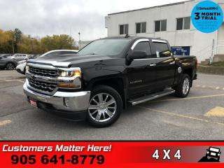 Used 2017 Chevrolet Silverado 1500 LT  LT-PLUS NAV HS BUCKETS for sale in St. Catharines, ON