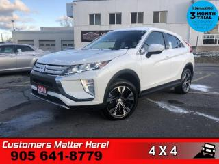 Used 2019 Mitsubishi Eclipse Cross ES S-AWC  AWD B/U-CAM HS for sale in St. Catharines, ON