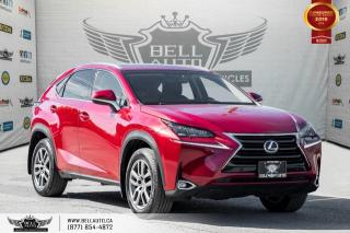 Used 2016 Lexus NX 200t AWD, NAVI, BACK-UP CAM, BLINDSPOT, COOLED SEATS, for sale in Toronto, ON