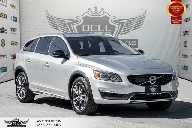 2016 Volvo V60 Cross Country T5 Premier, AWD, NO ACCIDENT, NAVI, BACK-UP CAM, BLIND SPOT