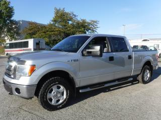 Used 2012 Ford F-150 XLT SuperCrew 5.5-ft. Bed 4WD for sale in Burnaby, BC