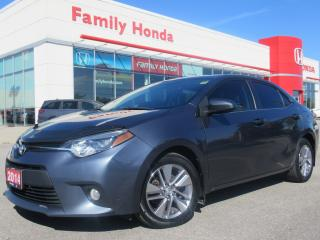 Used 2014 Toyota Corolla LE ECO | Sunroof/Moonroof | Great Value! for sale in Brampton, ON
