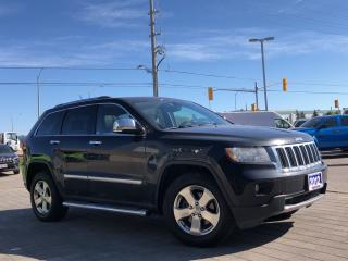 Used 2012 Jeep Grand Cherokee Limited**4X4**Leather**Panoroof**NAV for sale in Mississauga, ON