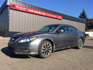 Used 2018 Nissan Altima 2.5 S for sale in Edmonton, AB