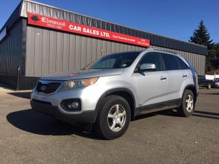 Used 2011 Kia Sorento LX V6 for sale in Edmonton, AB