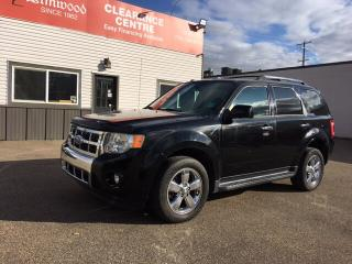 Used 2009 Ford Escape Limited 3.0L for sale in Edmonton, AB