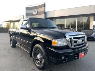 Used 2008 Ford Ranger XLT 4.0L V6 4WD POWER GROUP A/C ONLY 156KM for sale in Langley, BC
