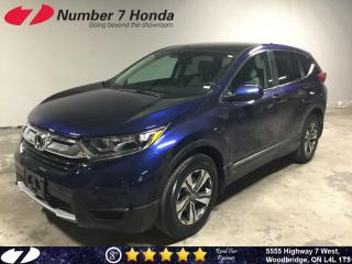 Used 2017 Honda CR-V LX| Backup Cam| Bluetooth| for sale in Woodbridge, ON