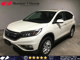 Used 2016 Honda CR-V EX| Sunroof| Backup Cam| Extra Wheels Set| for sale in Woodbridge, ON