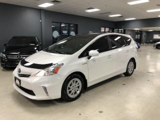 Used 2012 Toyota Prius V TECHNOLOGY PACKAGE*NAVIGATION*BACK-UP CAMERA*NO AC for sale in North York, ON