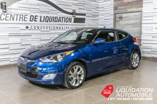 Used 2016 Hyundai Veloster SE for sale in Laval, QC