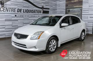 Used 2011 Nissan Sentra for sale in Laval, QC
