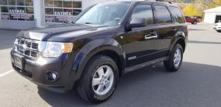 Used 2008 Ford Escape XLT  (74 021 KM),  V6, 4X4, ENS. REMORQU for sale in Vallée-Jonction, QC