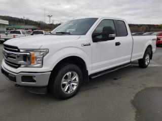 Used 2018 Ford F-150 XLT SUPER CAB BTE 8 PIEDS, 4X4, FREINS N for sale in Vallée-Jonction, QC