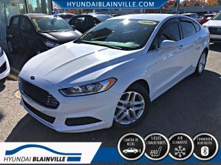 Used 2016 Ford Fusion SE CAMÉRA DE RECUL,  MAGS+ for sale in Blainville, QC
