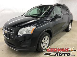 Used 2013 Chevrolet Trax LT AWD MAGS BLUETOOTH A/C *Bas Kilométrage* for sale in Trois-Rivières, QC