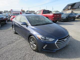 Used 2017 Hyundai Elantra 4DR SDN AUTO GL for sale in Beauport, QC