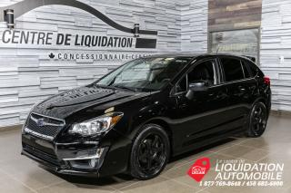 Used 2016 Subaru Impreza 2.0i w/Sport & Tech Pkg for sale in Laval, QC