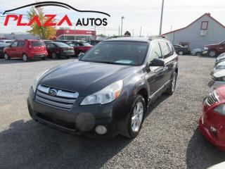 Used 2013 Subaru Outback 5dr Wgn Auto 3.6R w-Limited & EyeSight Pkg for sale in Beauport, QC