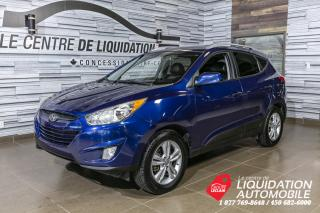 Used 2012 Hyundai Tucson GLS for sale in Laval, QC