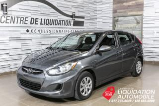Used 2012 Hyundai Accent L for sale in Laval, QC