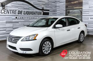 Used 2014 Nissan Sentra S for sale in Laval, QC