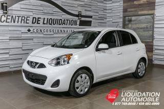 Used 2017 Nissan Micra SV for sale in Laval, QC