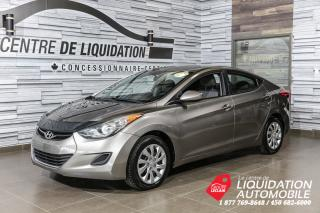 Used 2012 Hyundai Elantra GL for sale in Laval, QC