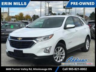 Used 2018 Chevrolet Equinox LT  PANO ROOF|HEATED SEATS|REAR CAM| for sale in Mississauga, ON