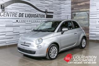 Used 2012 Fiat 500 Pop for sale in Laval, QC