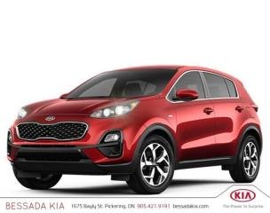 Used 2020 Kia Sportage LX AWD for sale in Pickering, ON