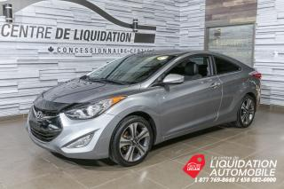 Used 2013 Hyundai Elantra SE+TOIT+MAGS+GPS for sale in Laval, QC