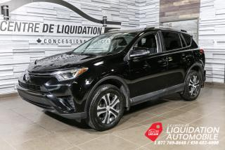 Used 2016 Toyota RAV4 LE+Awd for sale in Laval, QC