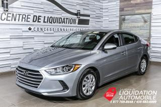 Used 2017 Hyundai Elantra L for sale in Laval, QC