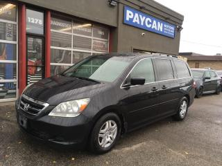 Used 2007 Honda Odyssey EX-L for sale in Kitchener, ON