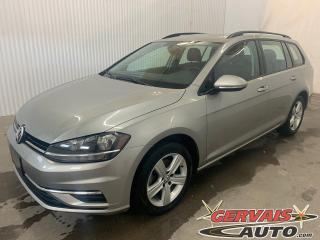 Used 2018 Volkswagen Golf Sportwagen 4MOTION AWD MAGS Caméra de recul Sièges Chauffants for sale in Shawinigan, QC