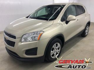 Used 2014 Chevrolet Trax LS BLUETOOTH A/C for sale in Trois-Rivières, QC