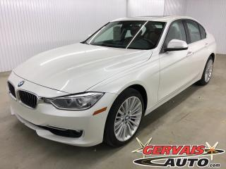 Used 2014 BMW 3 Series 328i xDrive AWD GPS CUIR TOIT MAGS BLUETOOTH for sale in Shawinigan, QC