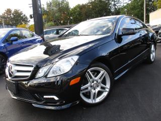 Used 2011 Mercedes-Benz E-Class E550 V8 5.5 L |382 HP|75,000KMS LOW KMS|NAVIGATION for sale in Burlington, ON