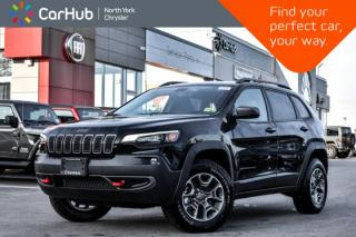 Used 2020 Jeep Cherokee Trailhawk for sale in Thornhill, ON