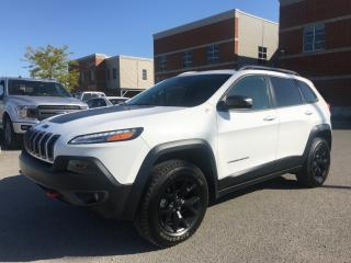 Used 2018 Jeep Cherokee Trailhawk for sale in Laval, QC