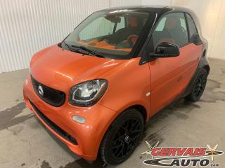 Used 2016 Smart fortwo Passion Toit Panoramique MAGS Sièges Chauffants for sale in Trois-Rivières, QC