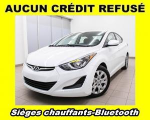 Used 2016 Hyundai Elantra GL *SIEGES CHAUFFANTS* BLUETOOTH *PROMO for sale in St-Jérôme, QC
