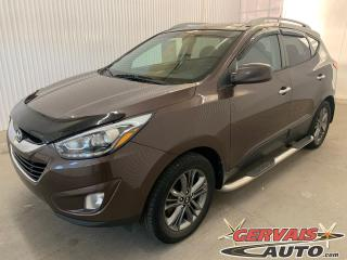 Used 2014 Hyundai Tucson GLS AWD Cuir/Tissus Toit Panoramique MAGS for sale in Trois-Rivières, QC