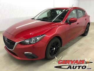 Used 2016 Mazda MAZDA3 GS Sport MAGS CAMÉRA DE RECUL SIÈGES CHAUFFANTS for sale in Trois-Rivières, QC